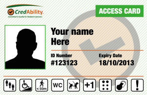 image of the Access Card