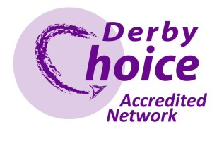 derby choice logo